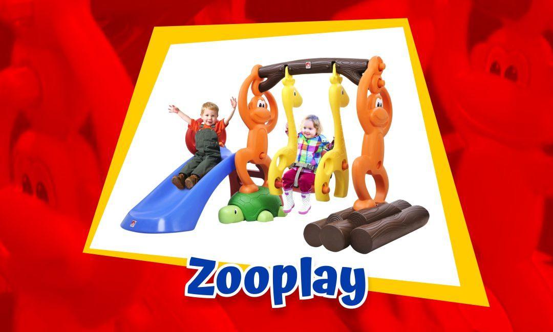 Zooplay | Um mini parque de diversões para as crianças