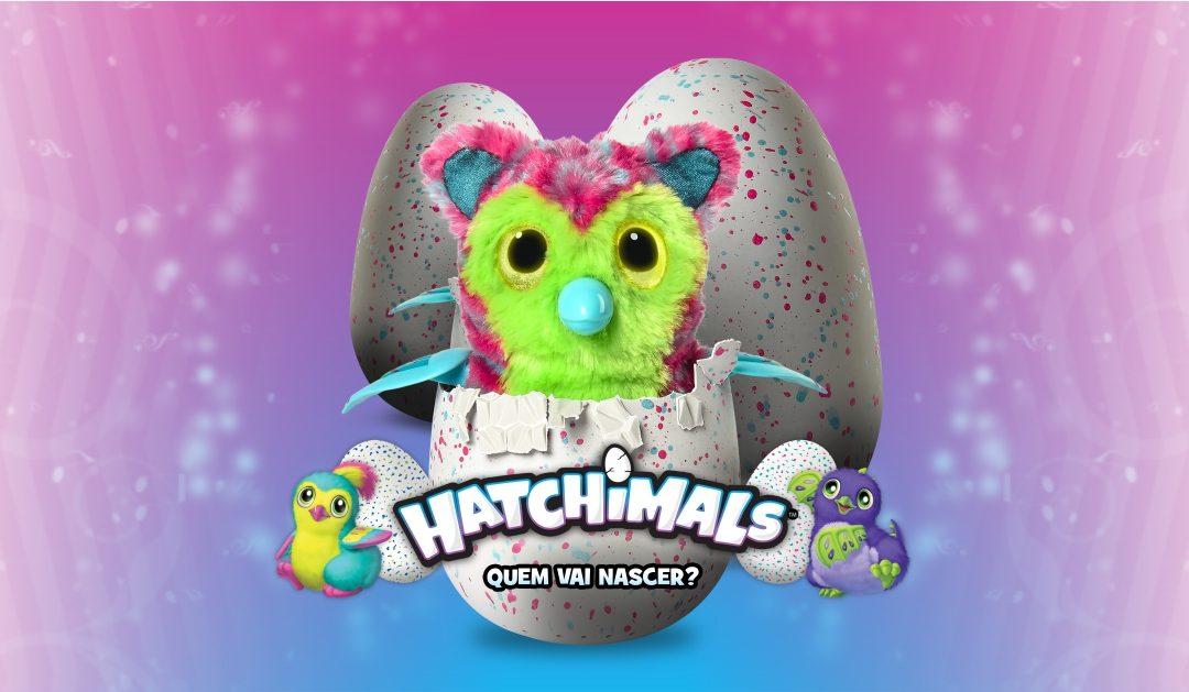 Mini Figura Surpresa | Hatchimals Mistery Egg