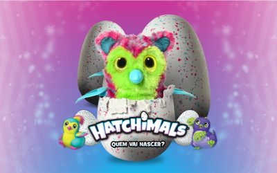 Mini Figura Surpresa | Hatchimals Mistery Egg